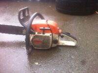 Stihl 028 chainsaw