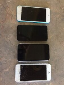 Apple products for parts