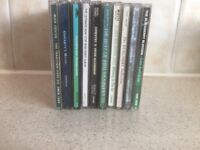 10 Irish Music CD's