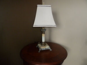 Two beautiful Table Lamps
