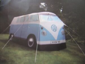 Volkswagen Tent- Camper Van -Tent  color as shown