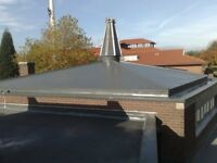 High Performance Flat Roofing Contractors installing throughout the East Midlands