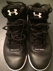 UnderArmour basketball sneakers