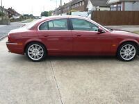 S Type Jaguar, 2.7Diesel Automatic, FSH, One Owner Since New. Immaculate Condition
