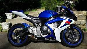 GSX-R 600 | Sport GSXR | Very Clean | Purchased From Snow City