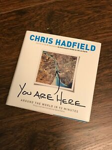 You Are Here - Chris Hadfield