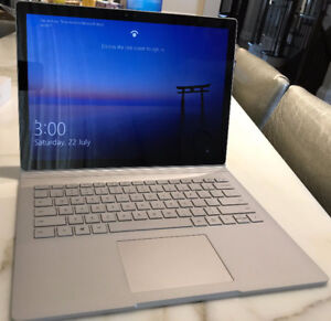 Microsoft Surface Book -  i5/8GB/128ssd