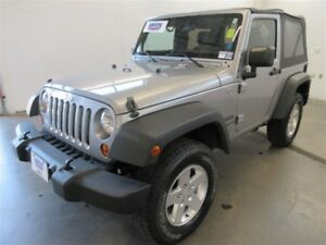 2013 Jeep Wrangler Sport! 4X4! ONLY 48K! ALLOY!