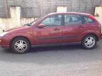Ford Focus 51plate