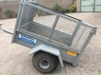 Quad Trailer 5' x 3'. Hardly used