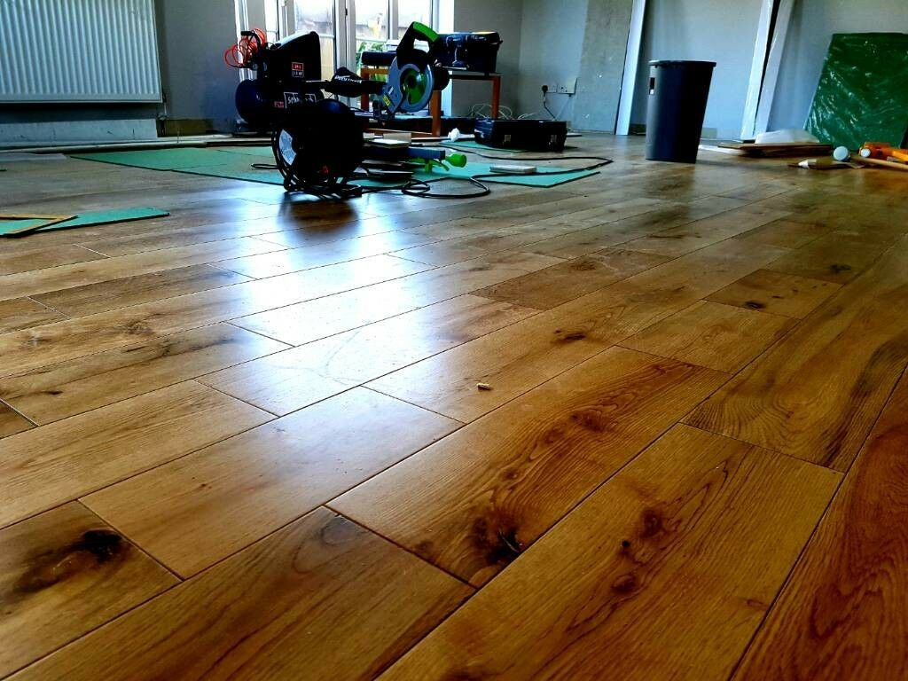 FLOORING SOLID. LAMINATE. VINY. REASONABLE RATES