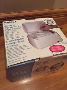 Safety 1st Wipe Warmer
