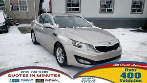 2013 Kia Optima LX | ONE OWNER | HEATED SEATS | BLUETOOTH