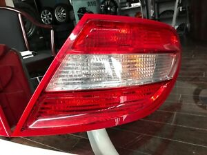 2008 - 2013 Mercedes c - class tail lights L+R