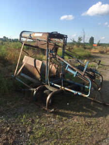 Allied Small Square Bale Stooker