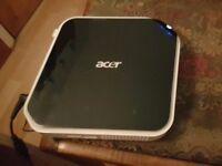Acer Aspire Revo R3600 4GB RAM 120GB HDD WIFI WINDOWS 10