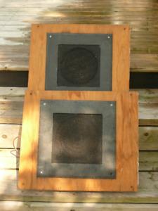 Garage Speakers