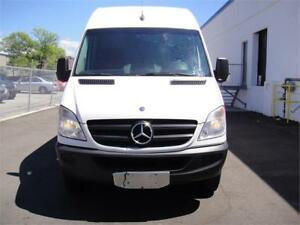 2012 MERCEDES-BENZ SPRINTER 3500 DUALLY- LOADED,ZERO ACCIDENTS