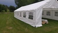 Party/Wedding tent for sale or rent