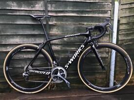 S Works Tarmac SL5, Di2, Size 54, Edco Wheels