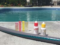 POOL CLEANING, MAINTENANCE AND DRAINING SERVICES