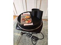 For Sale - Tefal Raclette & Crepe Set