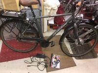 Minerva L-W 121 electric bike