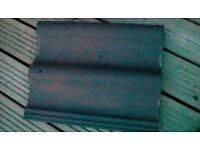 Marley roof tiles x 50, new, surplus to requirement, bought from GPH