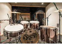 Mapex Drum Kit with high quality Zildjian Cymbals