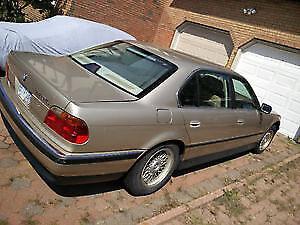 1995 BMW 7-Series Sedan