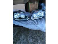 Vw amarok headlights