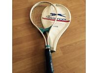 Slazenger jimmy connors racket