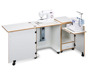 Sewing Station - Sewing/Serger combination.