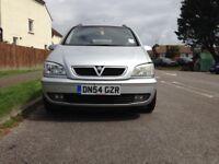 Vauxhall Zafira 2.0 DTi 16v Elegance 5dr£995 p/x welcome
