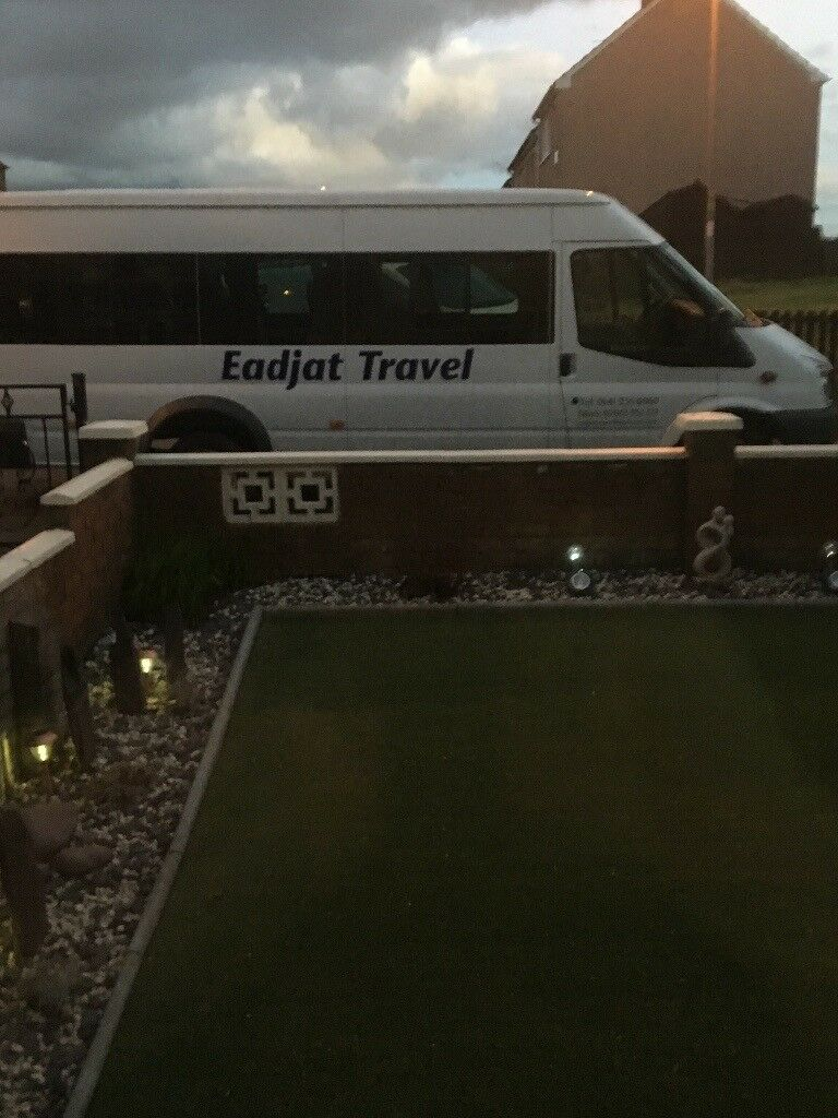 Eadjat Travel minibus hire good competitive rates to suit your needs