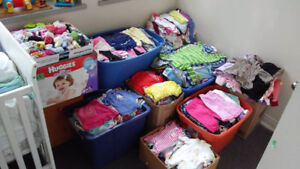 Wide variety of baby items for sale