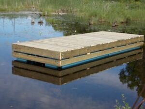 Floating docks and more