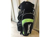 Spaulding golf trolley bag