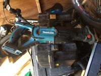 Makita LXT 18v reciprocating saw