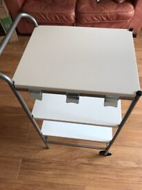 Ikea kitchen trolley with drawer