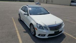 Mercedes Benz E550-4Matic
