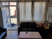Bright Twin Room Share for 1 Person Avail in Fulham