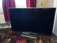 "50""panasonic 3d smart television 3 hdmi,2usb,1scart"