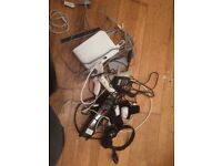 Assortment of Xbox/ wii things
