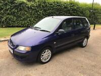 MITSUBISHI DI.D SPACE STAR DIESEL 2003 LONG MOT. DRIVES THE BEST. LOADS OF EXTRAS