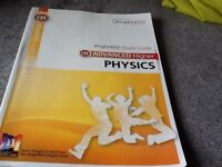 Advanced higher physics book