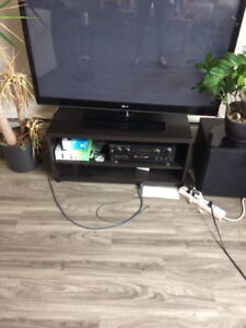 Tv electronics stand