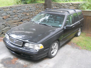 1998 Volvo V70 T5 Turbo Wagon