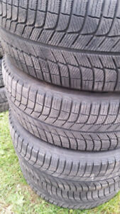 P235/50R18 Michelin Xice tires (like new)