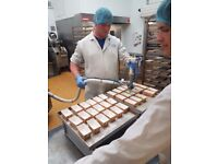Food Production Operative required to work in a busy bakery, immediate start, great rates.